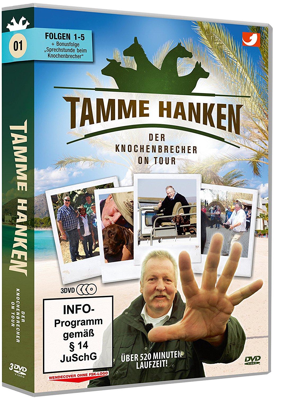 der knochenbrecher on tour folgen 1 5 b cher dvd s fanartikel hankenhof xxl shop. Black Bedroom Furniture Sets. Home Design Ideas
