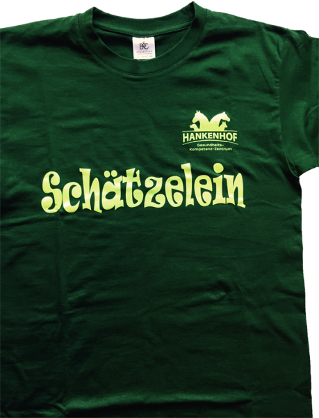 """T-Shirt """"Schätzelein"""""""